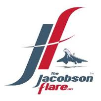 The Jacobson Flare logo