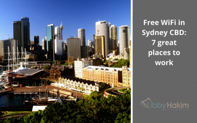 Free WiFi in Sydney CBD: 7 great places to work