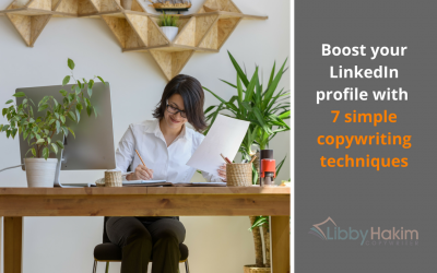 Boost your LinkedIn profile with 7 simple copywriting techniques
