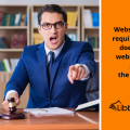 Website legal requirements