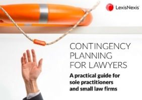 Contingency planning for lawyers